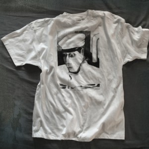 last on board tshirt